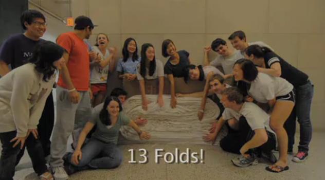 13 Folds